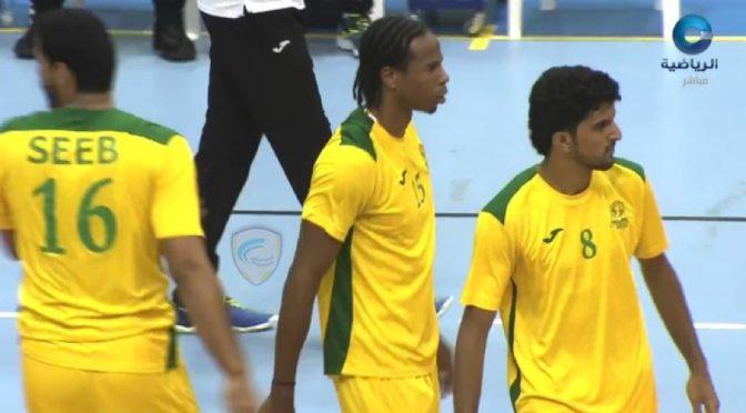 السيب بطلاً لدوري كرة الطائرة 2018-2019 بعد فوزه على السلام 3-0