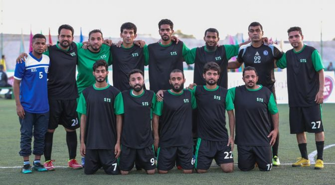 صور من منافسات اليوم الثالث لبطولة عمان للشركات المؤهلة لبطولة @soccaworldcup باليونان.