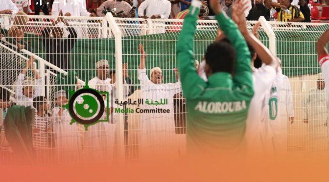 #أفضل_جمهور الجولة 14 ل #دوري_عمانتل للموسم ٢٠١٩-٢٠٢٠ جمهور نادي #العروبة من أختيار مجموعة #الذكرى_العُمانية